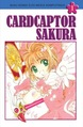 Cardcaptor Sakura 01 (Terbit Ulang)
