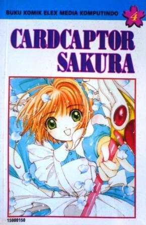 Cardcaptor Sakura 04 (Terbit Ulang)