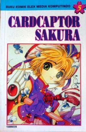 Cardcaptor Sakura 05 (Terbit Ulang)