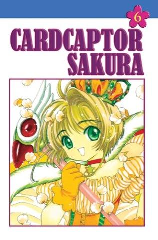 Cardcaptor Sakura 06 (Terbit Ulang)