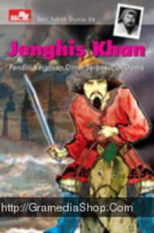 STD 18: Jengis Khan - JD.ID