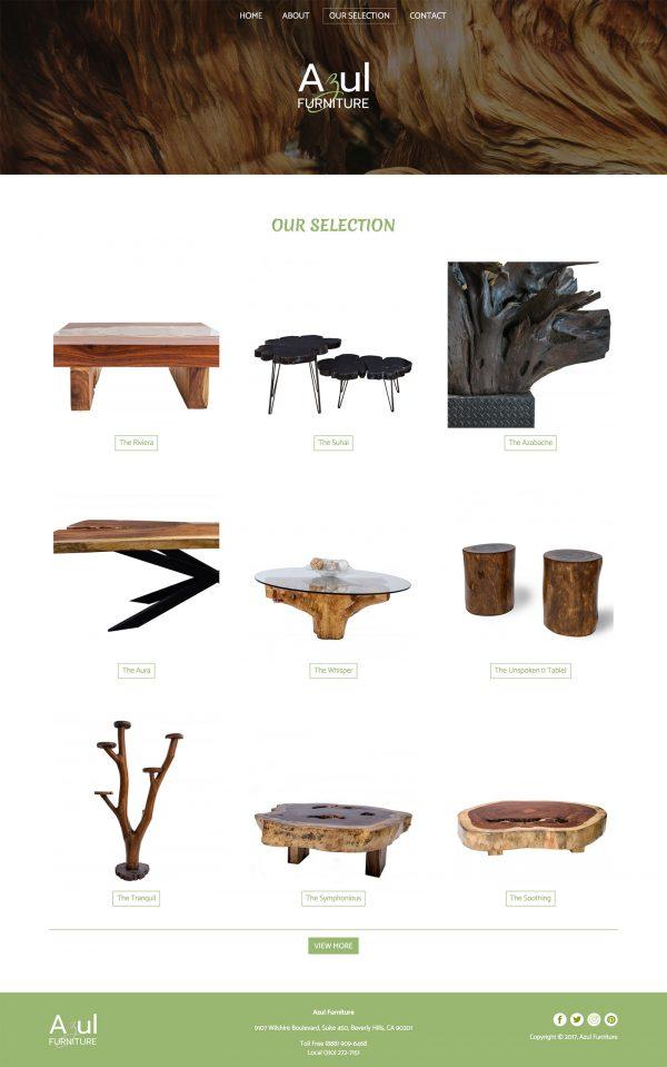 Azul Furniture