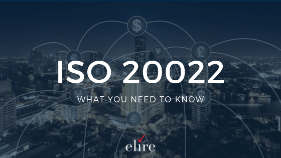 ISO 20022, Bank Format, global payments