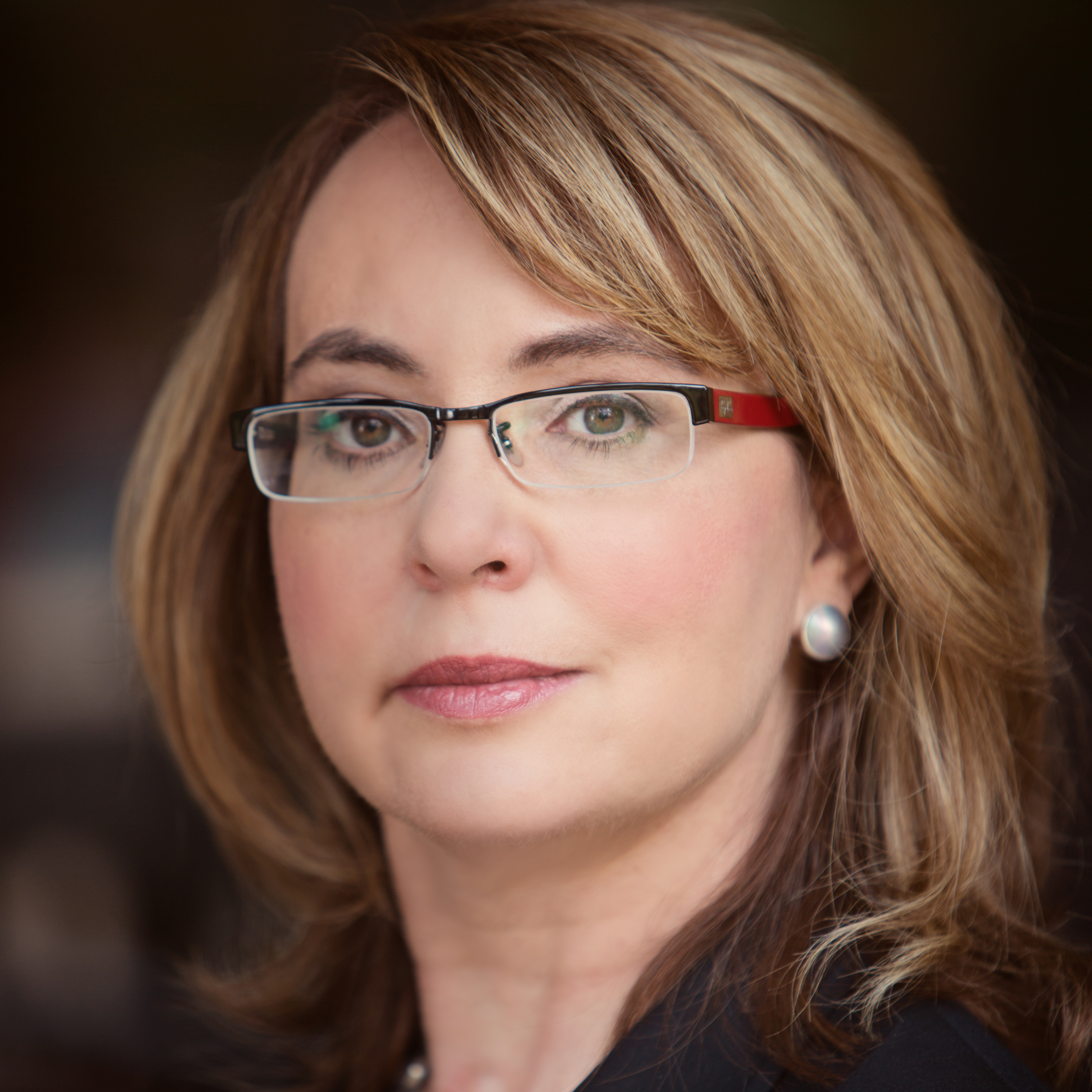 Gabrielle Giffords - Former U.S. Representative from Arizona