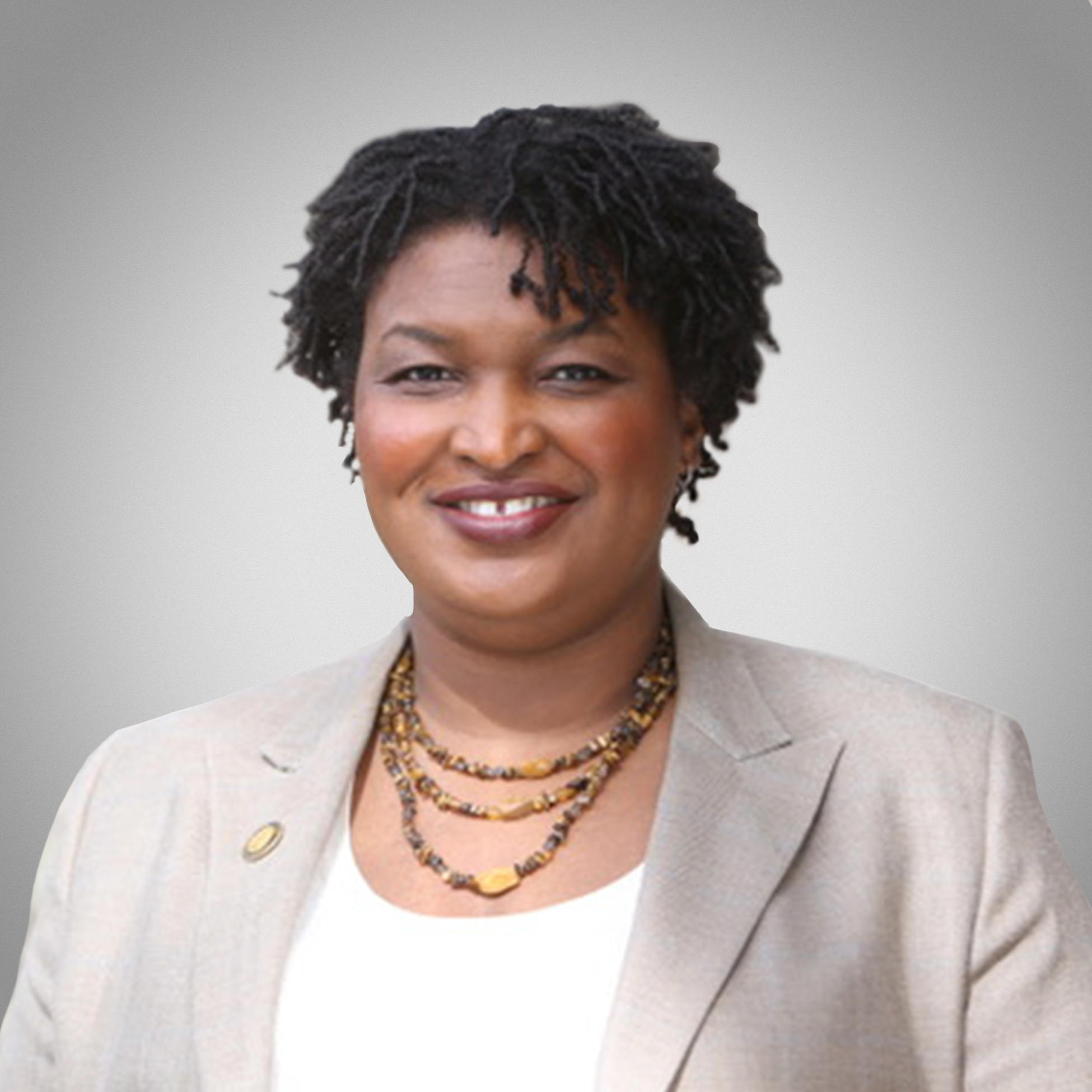 Stacey Abrams How To Endorse A Check Joint