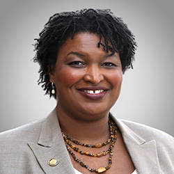Stacey Abrams - House Minority Leader of Georgia