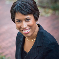 Muriel Bowser - Mayor of the District of Columbia