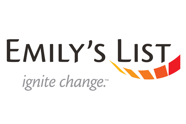 Image result for Emily's List ignite change