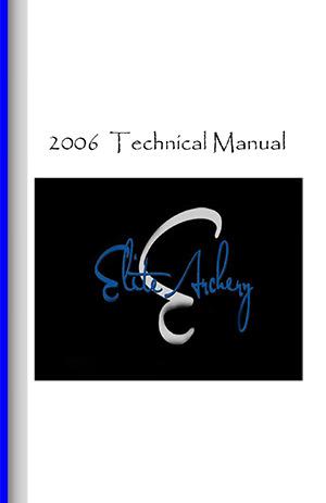 Elite Archery - Technical Manual 2006