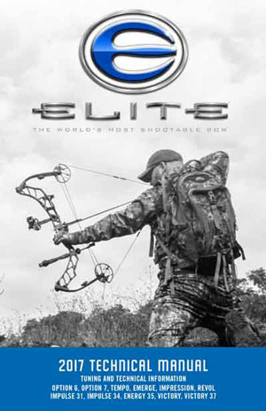 Elite Archery - Technical Manual 2017