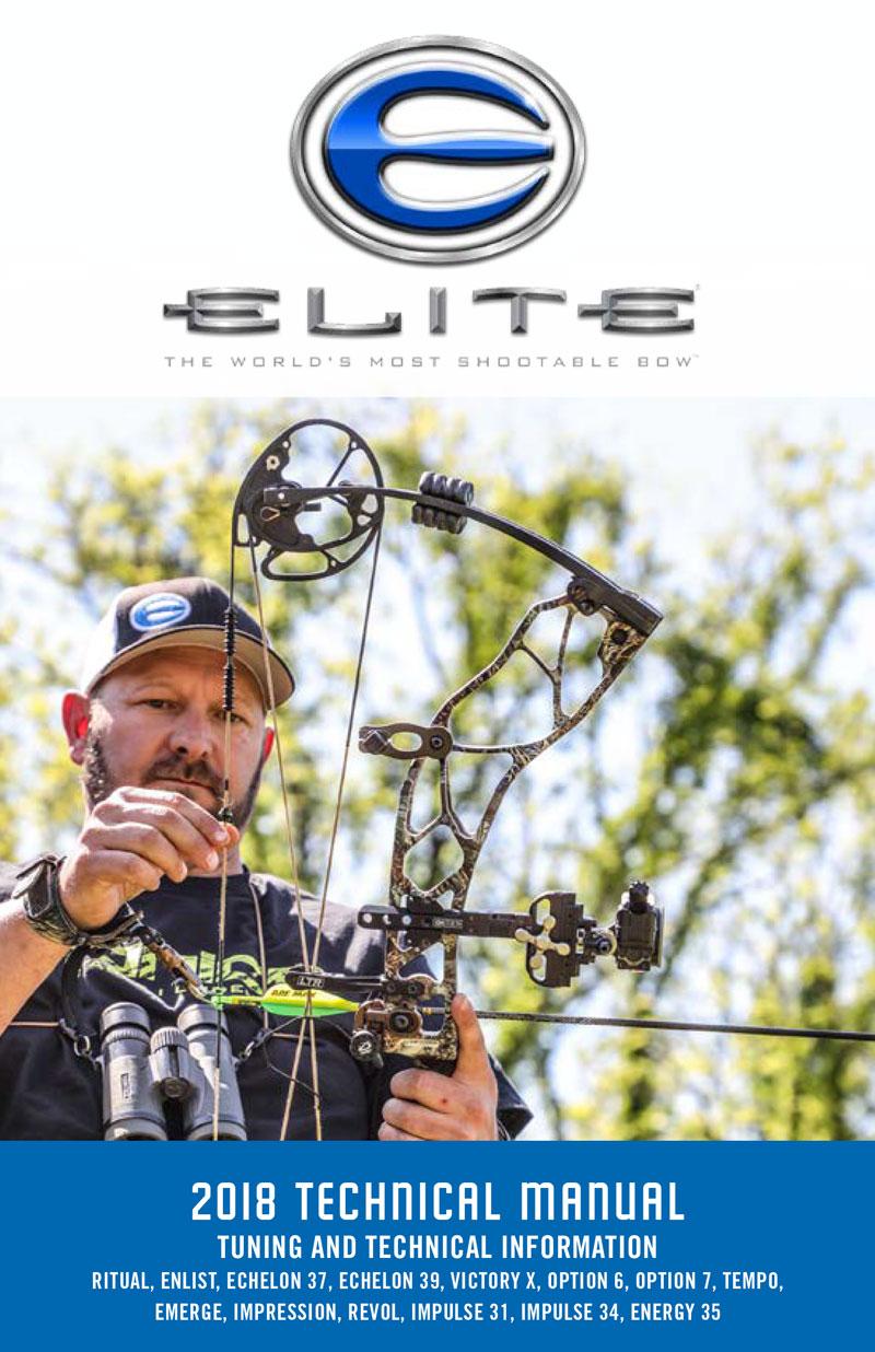 Elite Archery - Technical Manual 2018