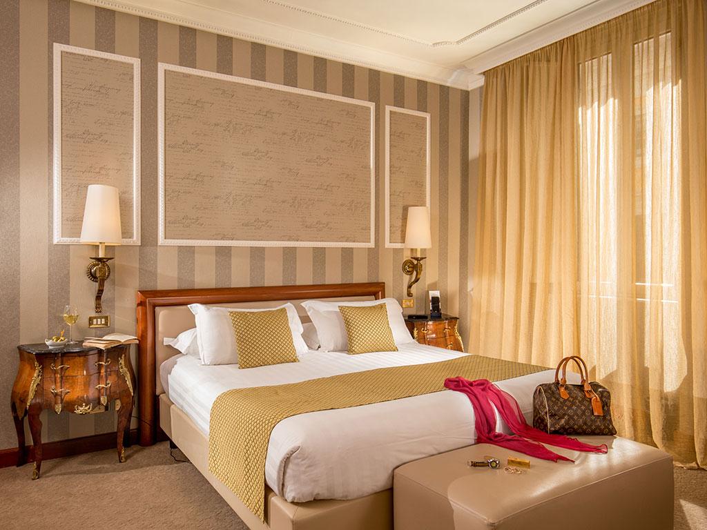 hotel superior room italy