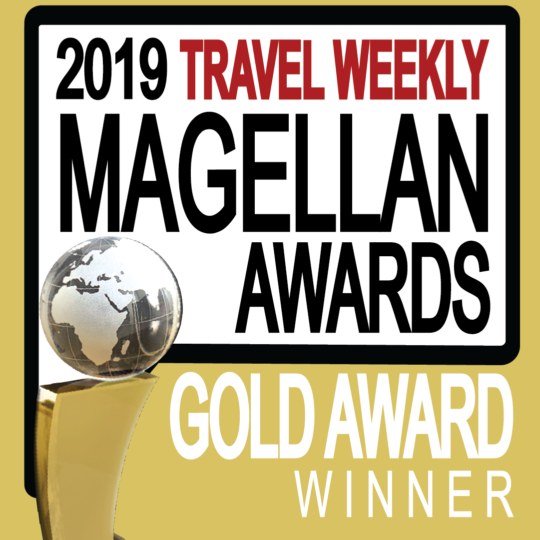 Los Angeles-Based International Tour Operator Wins Another Industry Award As Best In The Business Overall