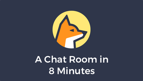 Chat Room in 8 Minutes - ElixirCasts