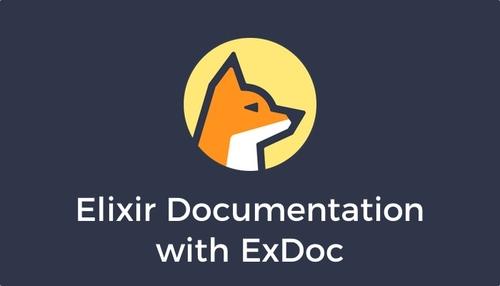 Documentation with ExDoc - ElixirCasts