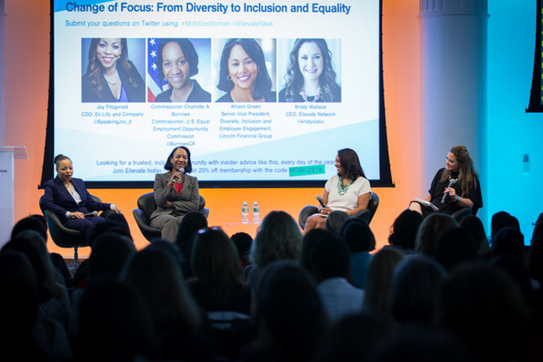 Interested in Supporting Your Women Employees? Send Them to a Women's Conference