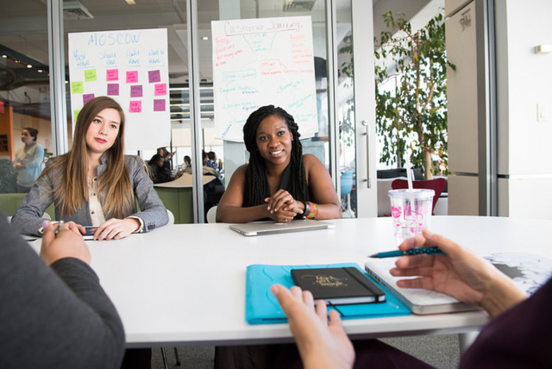 Mentorship Is A Circle, Not A Straight Line