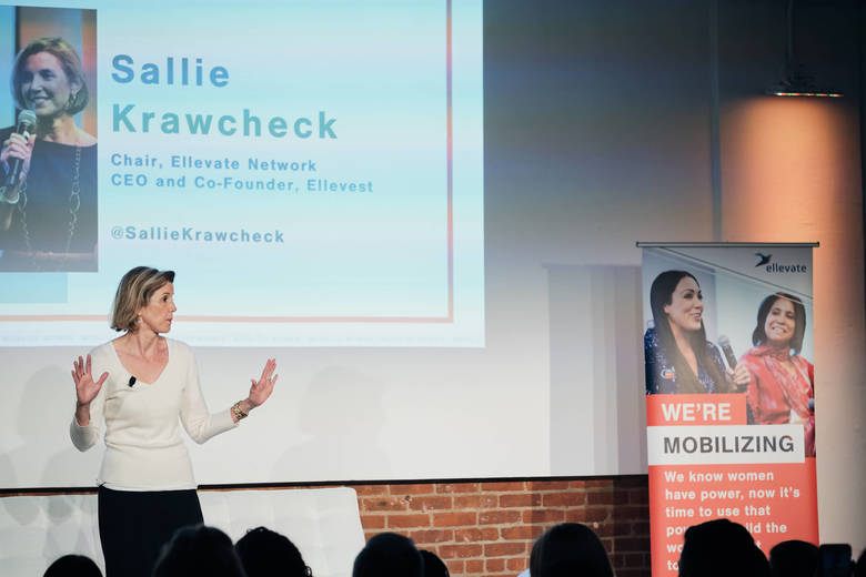 Three Things I Learned from Sallie Krawcheck's Keynote at #MobilizeWomen 2019