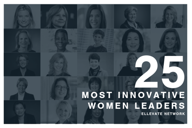 Forbes Powerful Womens List 2020.The 25 Most Innovative Women Leaders Ellevate