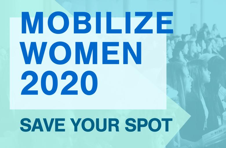 A Look Inside Mobilize Women 2020 | Highlight Reel