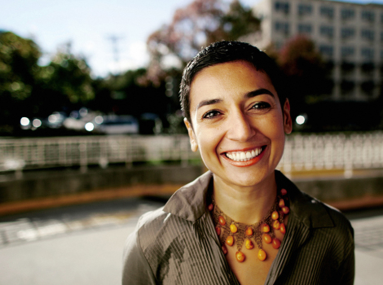 "Zainab Salbi ""Tells All"" to Sallie Krawcheck"