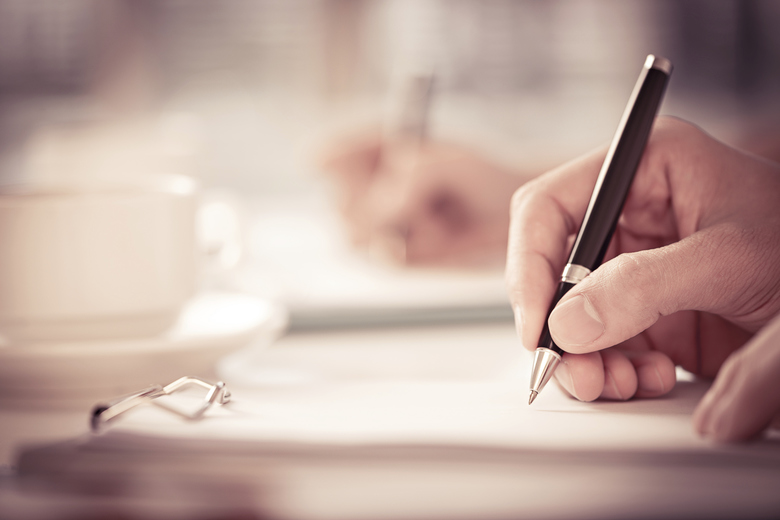 Why You Should Be Writing Down Your Goals