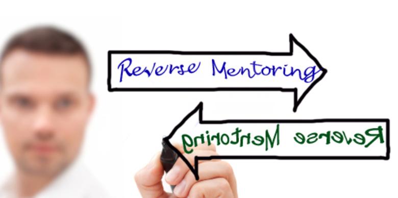 The Reverse Mentorship
