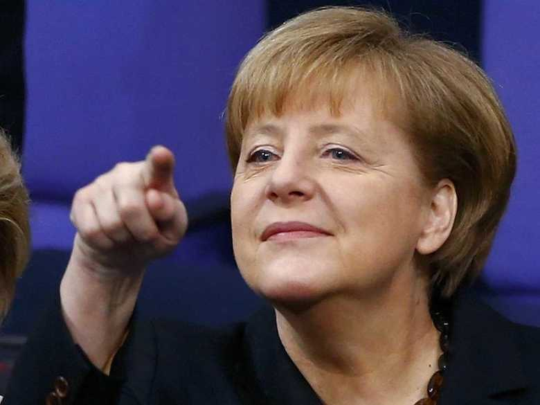 What I Learned from Angela Merkel and Other Powerful Women