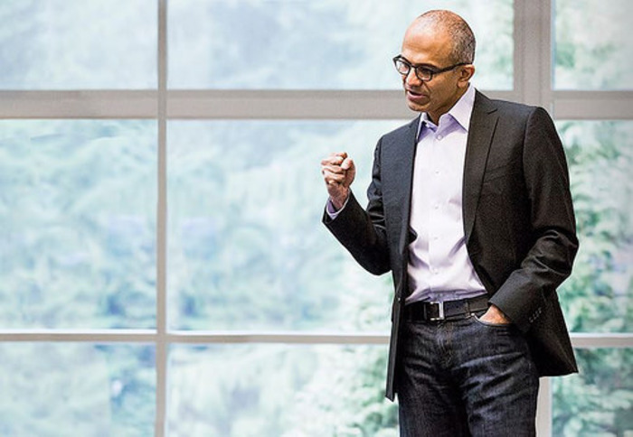 The More Distressing, Less Noticed Message from Microsoft CEO Nadella
