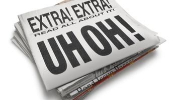 Newspaper extra recruitment ad istock 000020810732small