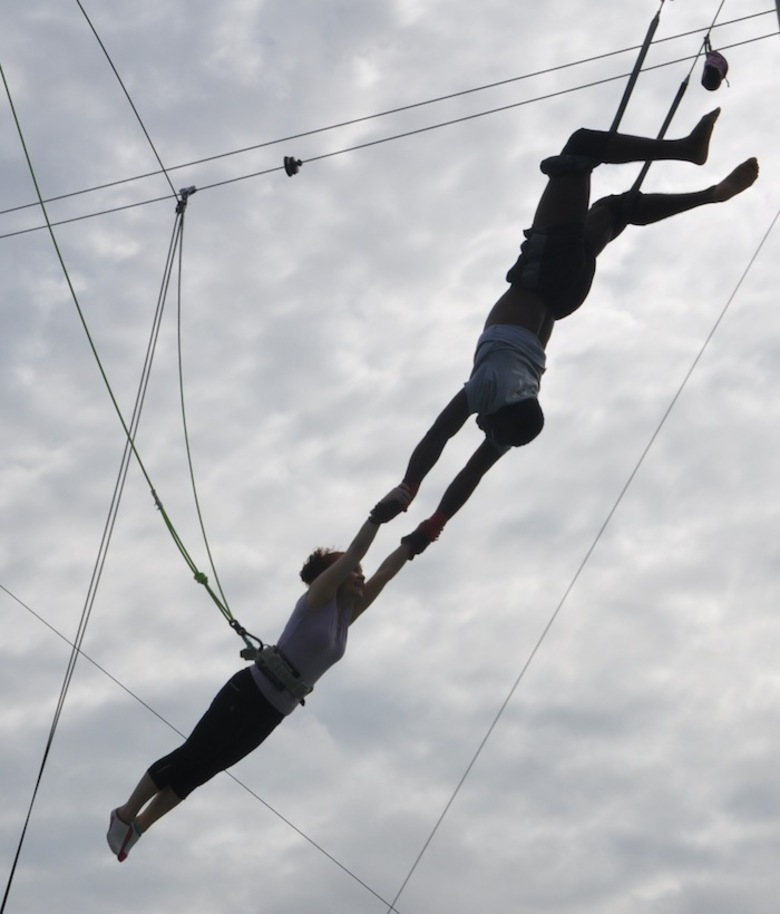 5 Lessons I Learned about Business while on a Flying Trapeze