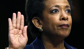 Loretta lynch swearing