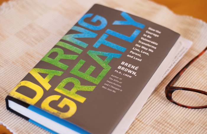 Daring Greatly -- A Book Review