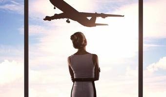 Womanonairplane