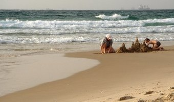 Beach sallie