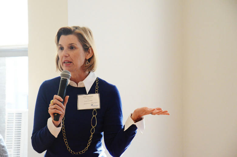 Women Who Lead: The Power of Diversity in Business, with Sallie Krawcheck