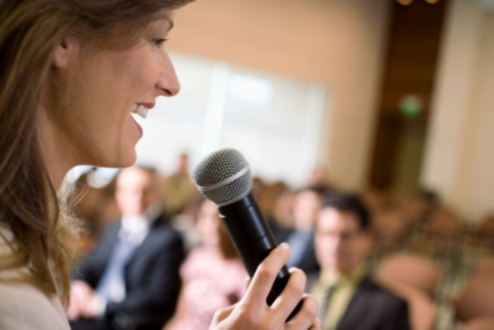 Help For The Reluctant Presenter