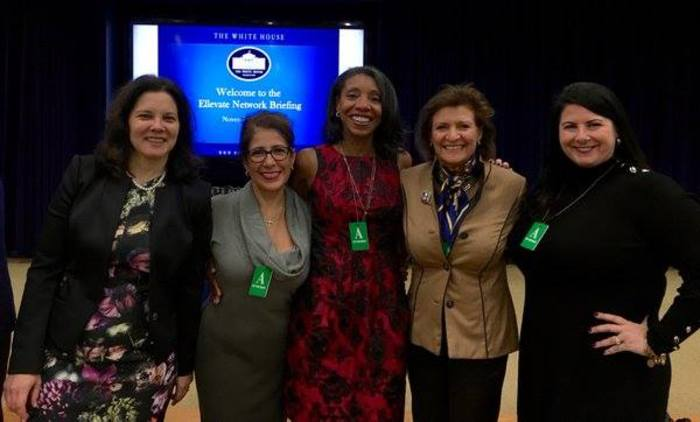 Ellevate Network Briefing at The White House Council on Women and Girls