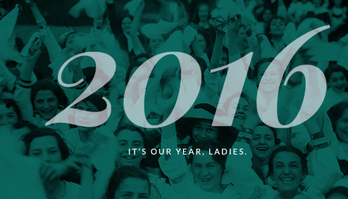10 Reasons Why 2016 Is Shaping Up To Be A Great Year for Women...Financially Speaking