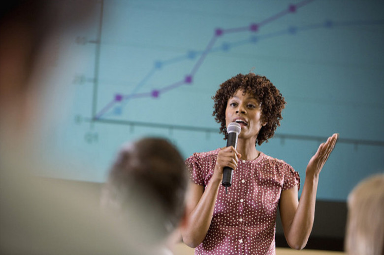 Beyond the PowerPoint: How to Present A Message, and Not Just a Slide