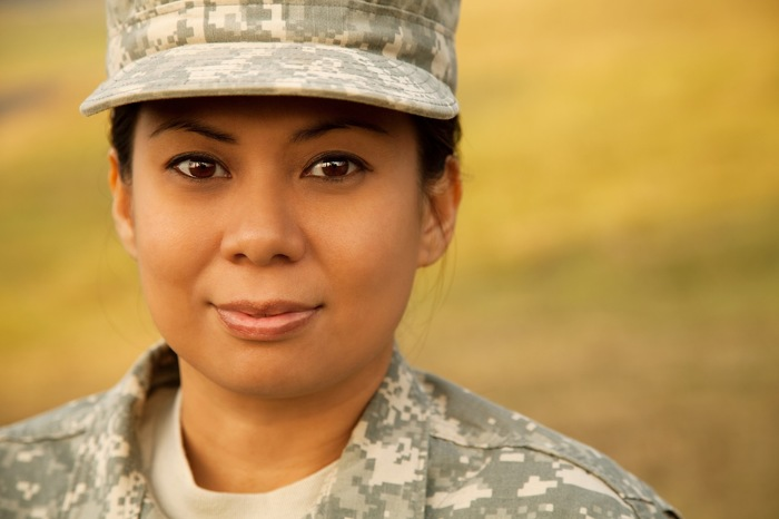 Help a Transitioning Female Veteran Find Her Next Career