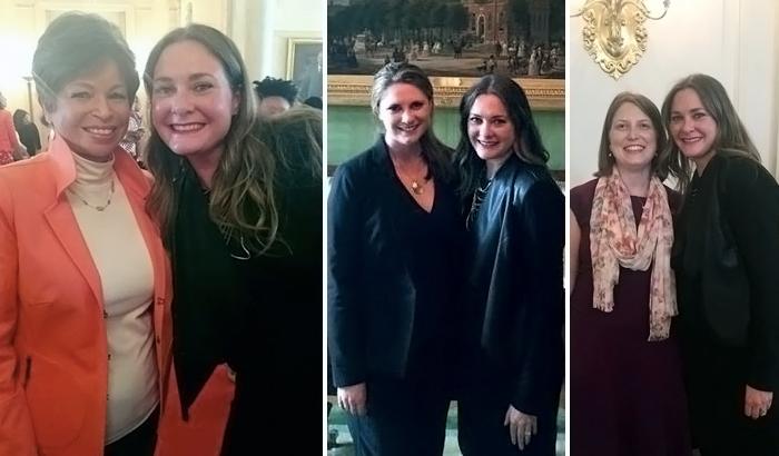 Women's History Month at The White House: #FemaleRoleModels