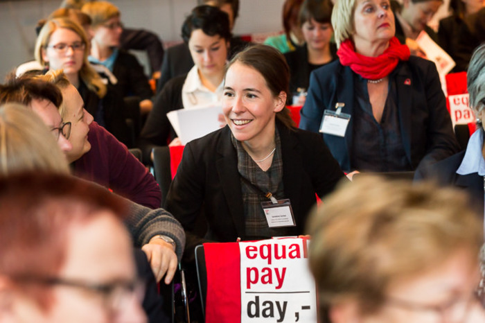 Women and Business: Equal Pay Day
