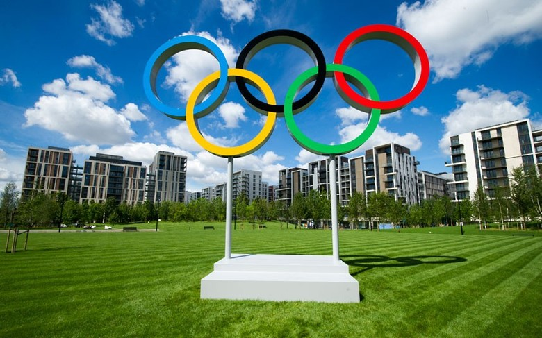 What Working In The Olympic Village Taught Me About Being Superhuman