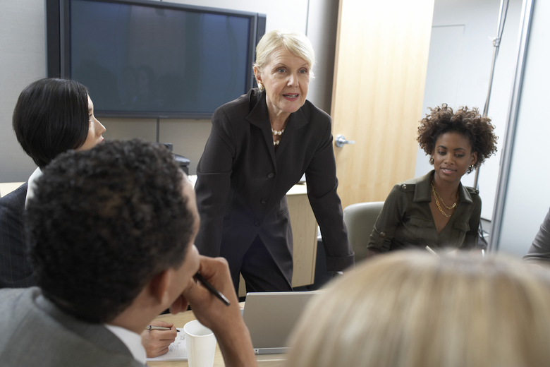 Women In the Workplace 2016: Roadblocks to the C-suite