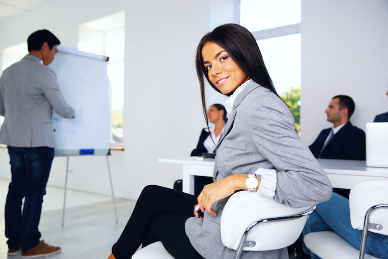 Getting More Women in the Boardroom — Starting with You