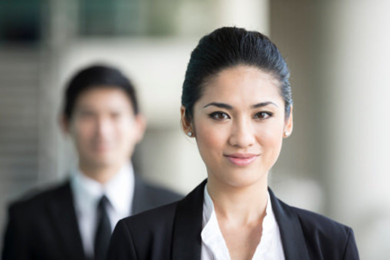 Please Step Forward: Claiming Your Place as a Leader