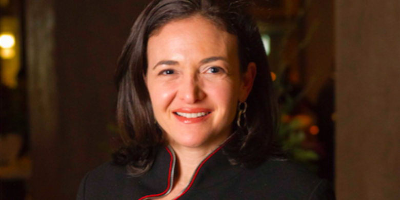 On Behalf Of Working Moms, Sheryl Sandberg Told The US Government What's Up