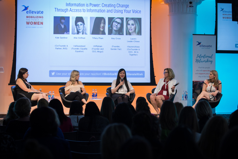 #MobilizeWomen Recap: Information is Power: Creating Change Through Access to Information and Using Your Voice