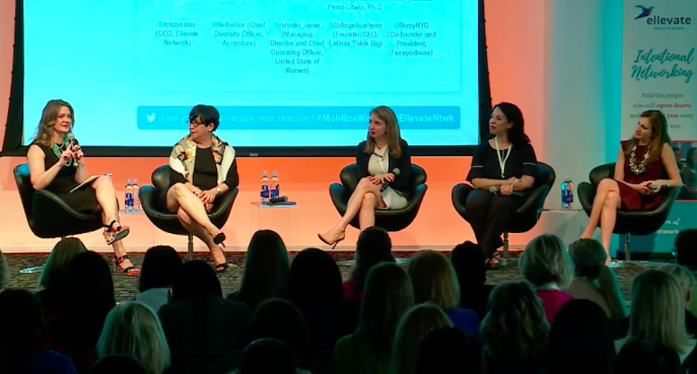 #MobilizeWomen Recap: Death of the Queen Bee: It's Not Competition, It's Collaboration